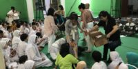 孤児院訪問 2018.04